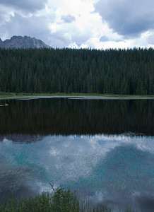Upper Eaglesmere Lake, Colorado, 2007