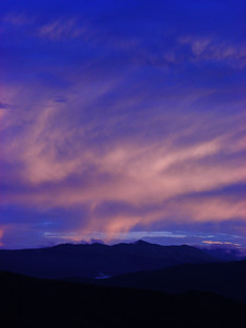 Clearing Storm, Mosquito Range II, Colorado, 2006