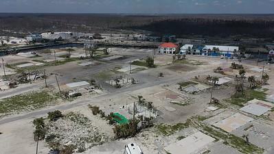 2019 Mexico Beach Hurricane Recovery - Drone 009A - Deremer Studios LLC