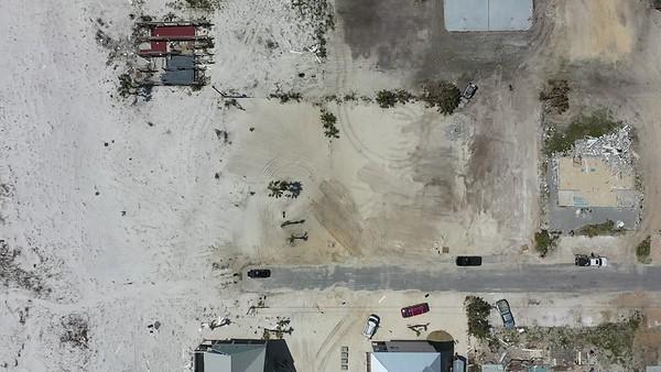 2019 Mexico Beach Hurricane Recovery - Drone 005A - Deremer Studios LLC