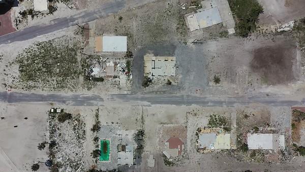 2019 Mexico Beach Hurricane Recovery - Drone 006A - Deremer Studios LLC