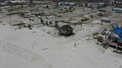 2019 Mexico Beach Hurricane Recovery - Drone 007A - Deremer Studios LLC