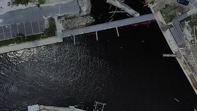 2019 Mexico Beach Hurricane Recovery - Drone 010A - Deremer Studios LLC