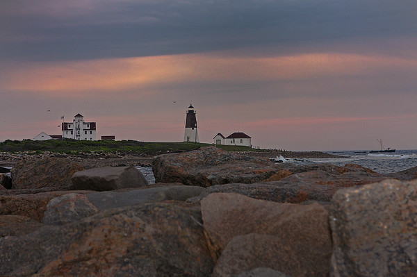 Point Judith Light,  Narragansett , RI