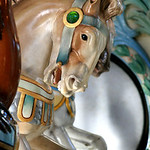 Carousel hourse at Crescent Park<br /> East Providence, Rhode Island