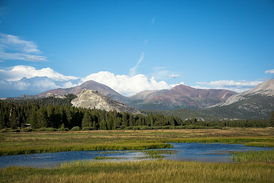 Sierras; Yosemite, Tahoe, Lake Mono and Bodie Ghost Town