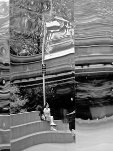 Reflections, Seattle, Washington, 2011.