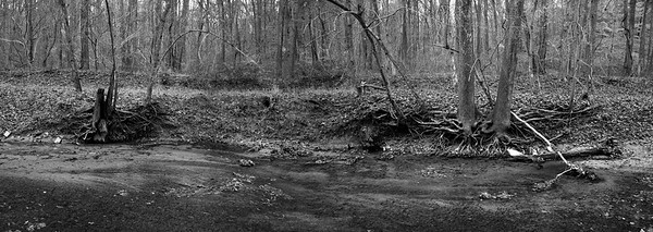 Sycamore Creek Falls. near Marker 4.