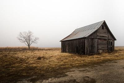 Old barn #1