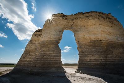 Monumemt Rocks Arch #2