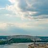 Platt Bridge Philadelphia Under Wraps