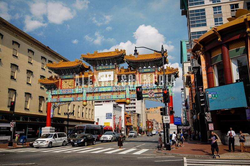 Chinatown Arch