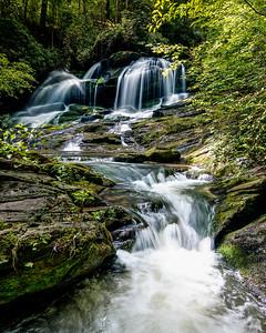 Filmy Fern Falls - Toccoa GA