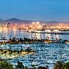 San Diego Bay Panoramic