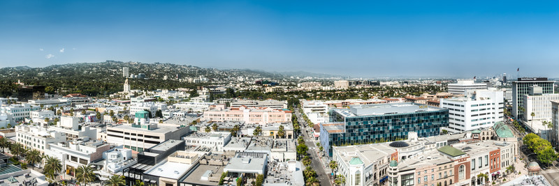Beverly Hills Panoramic