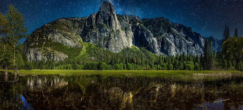 "Yosemite ""Guardian of the Kingdom"""