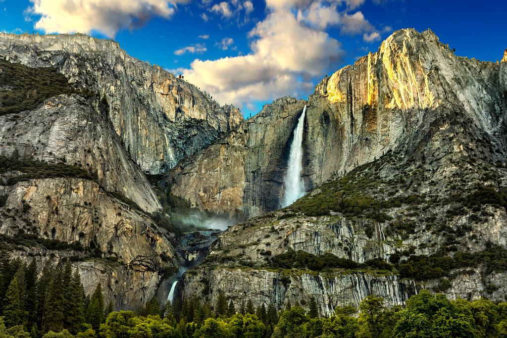 """Yosemite """"Magic Hour """""""