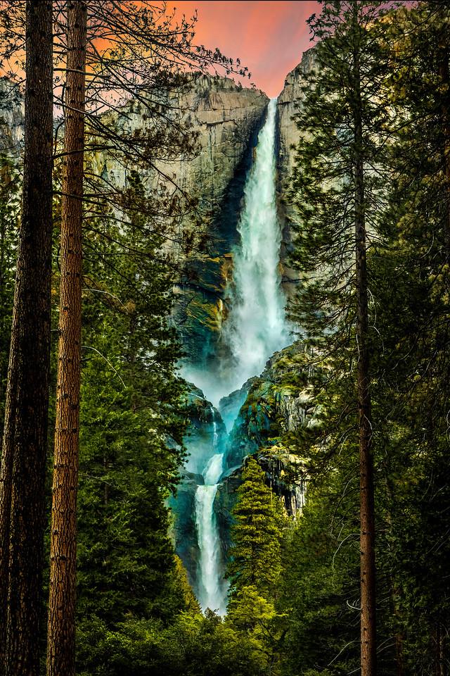 "Yosemite-""Sierra Mist"""