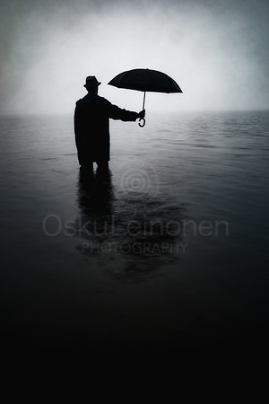 Form From The Mist XII (Umbrella)