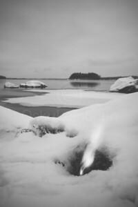 Fire And Lake XVIII