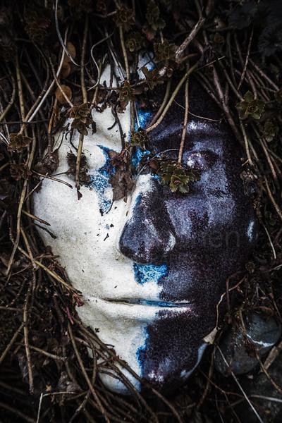 Grounded Mask I