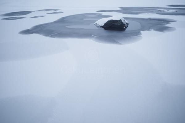 Art Of Winter II (Iced Lake)