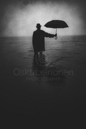Form From The Mist IX (Umbrella)