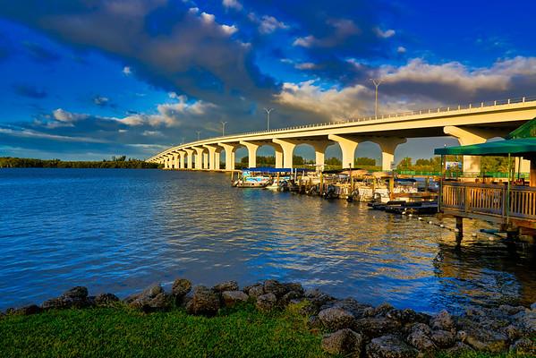 Barber Bridge Vero Beach FL