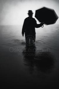 Form From The Mist XV (Umbrella)