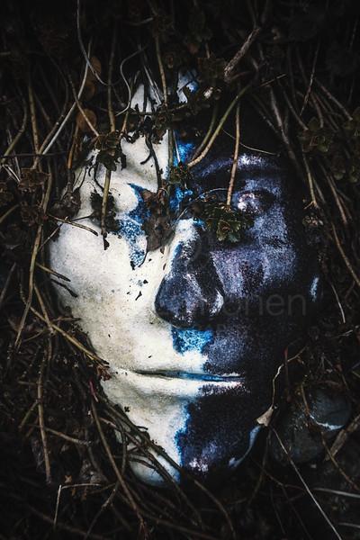 Grounded Mask II