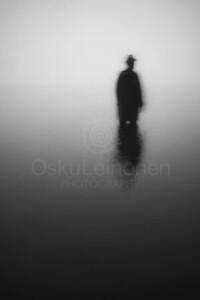 Life II (Blurred Silhouette)