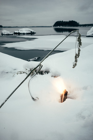 Fire And Lake VI