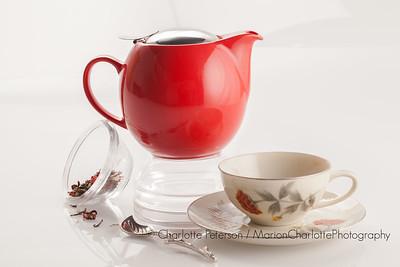 Little Red Teapot