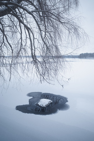 Art Of Winter VIII (Iced Lake)