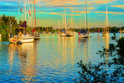 sailboats vero beach marina