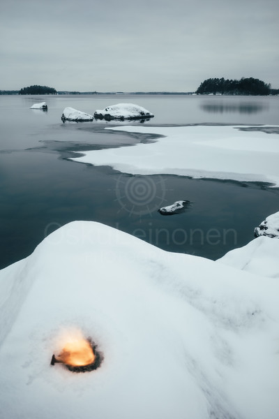 Fire And Lake V