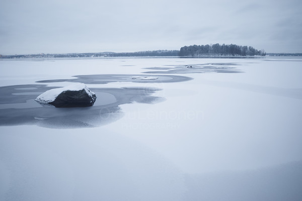 Art Of Winter I (Iced Lake)