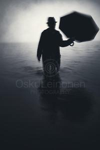 Form From The Mist XVI (Umbrella)