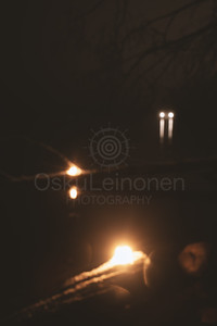 Fire Element VI (Line Of Lights)