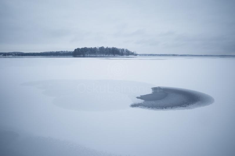 Art Of Winter X (Iced Lake)