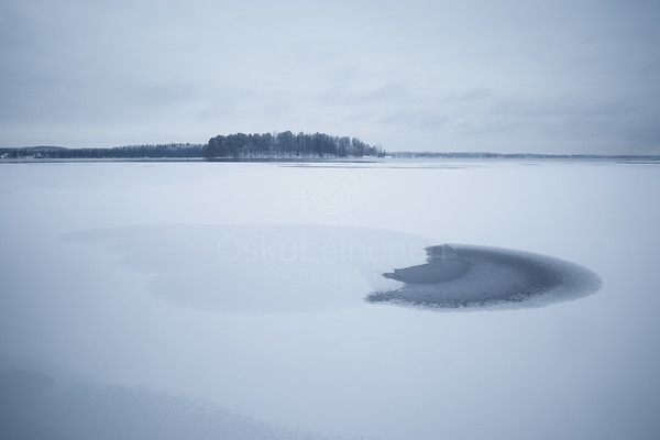 Art Of Winter X (Iced Lake)