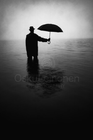 Form From The Mist XI (Umbrella)