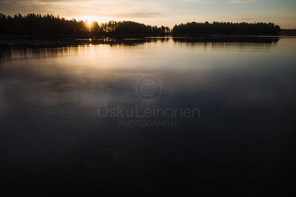 Sunrise I (Näsijärvi)