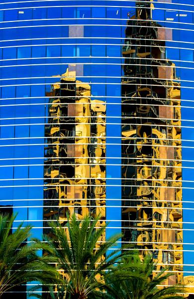 Santa Ana Glass Reflections  ©2014 MelissaFaithKnight&FaithPhotographyNV -