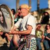 Huntington Beach Man and his Woman Drum©2014 MelissaFaithKnight&FaithPhotographyNV -