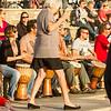 Huntington Beach Tambourine Lady ©2014 MelissaFaithKnight&FaithPhotographyNV -3353
