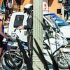 Huntington Beach Police ticket Bicyclist©2014 MelissaFaithKnight&FaithPhotographyNV -