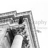 Courthouse and a Beehive B&W©2014MelissaFaithKnight-0363-2