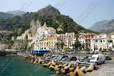NEW! 2058-Amalfi, Italy (8x12)