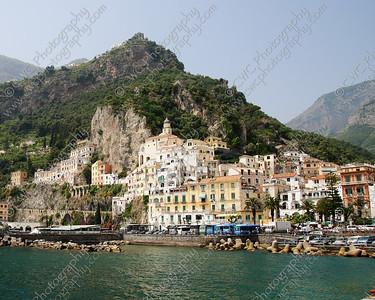 NEW! 2125-Amalfi, Italy (8x10)